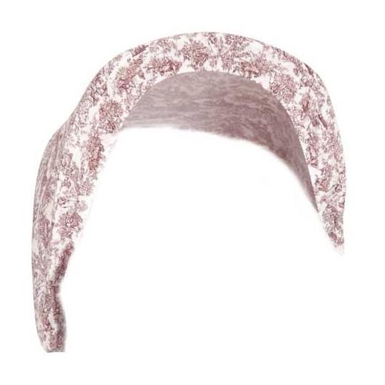 Capota de portabebe versalles rosa