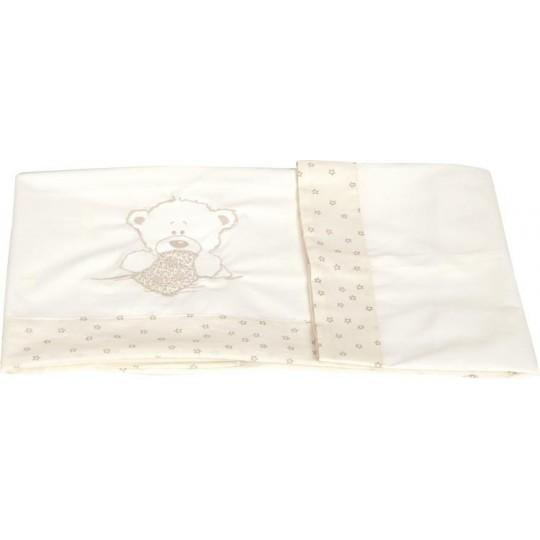 Juego de sábanas de mini cuna serie 31