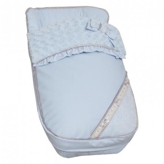 Saco de silla Bombón Azul