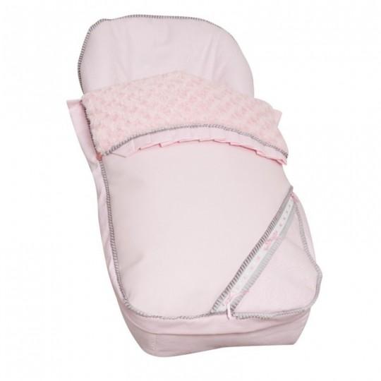 Saco de silla Bombón Rosa