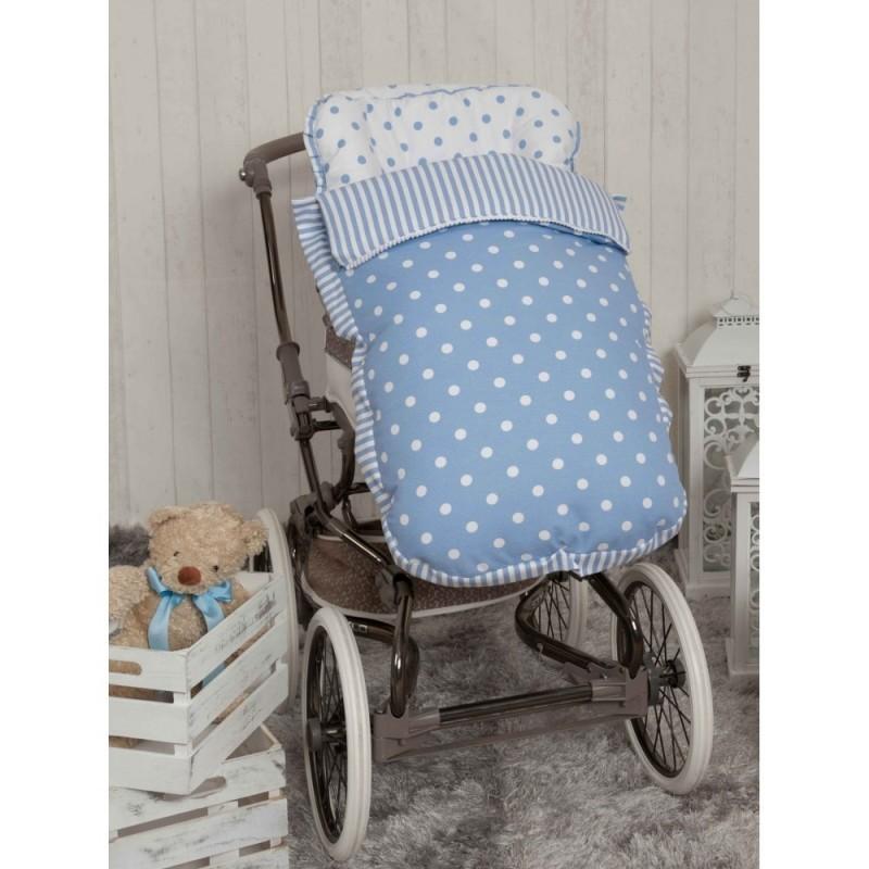 Saco de silla Carrusel Azul