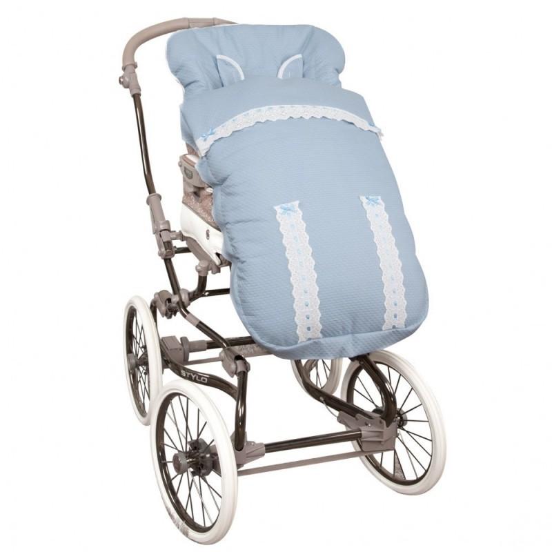 Saco de silla Classic Azul