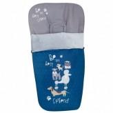 Saco de silla Dogs Azul