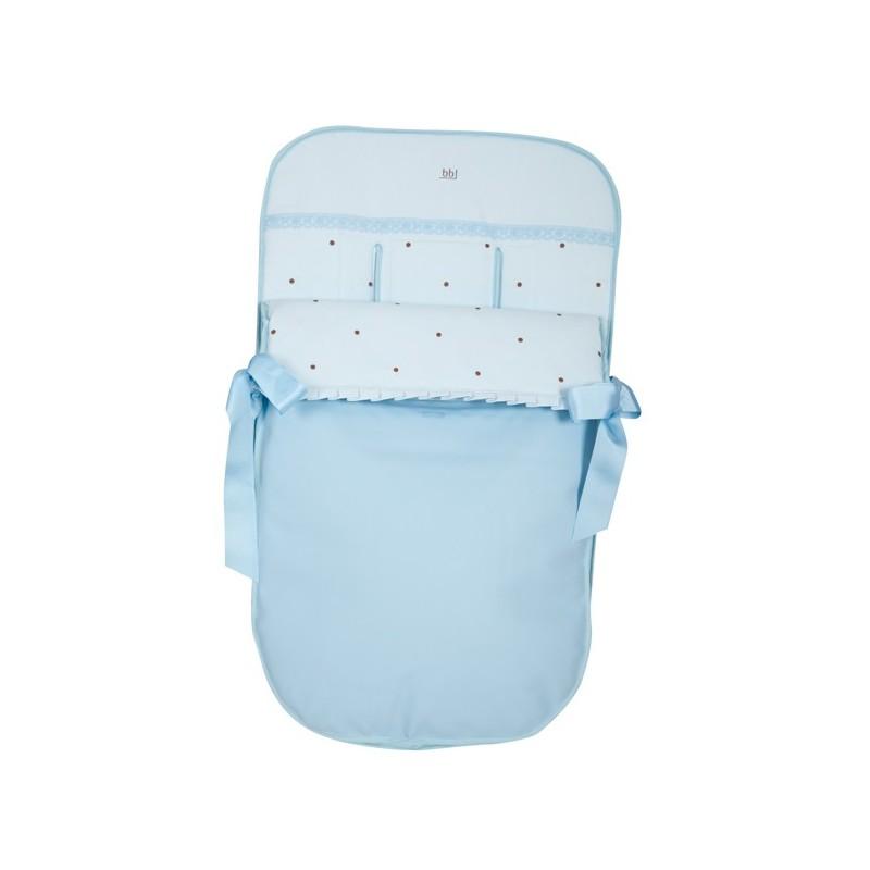 Saco de silla Nuevo bodoque Celeste