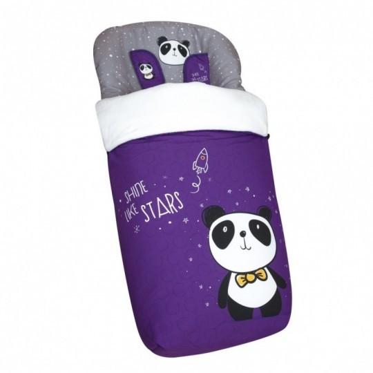 Saco de silla Panda