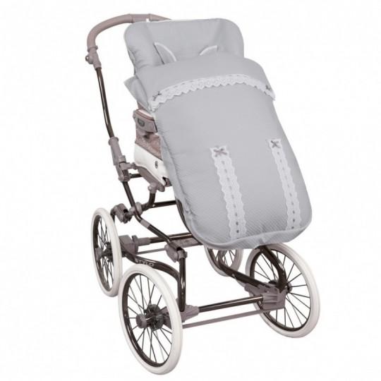 Saco de silla para Bugaboo Classic Gris
