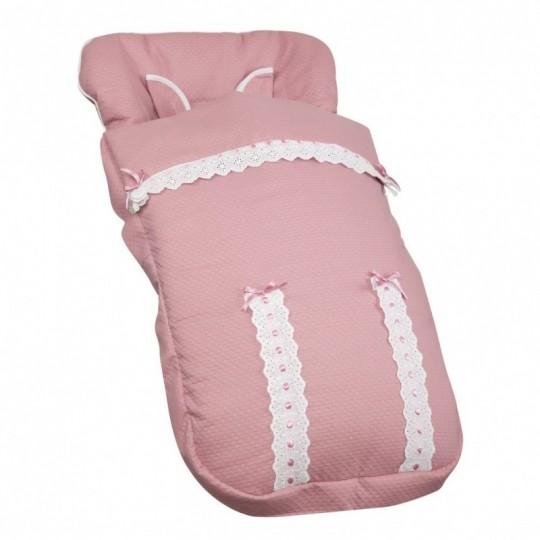 Saco de silla para Bugaboo Classic Rosa