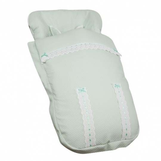 Saco de silla para Bugaboo Classic Verde Agua