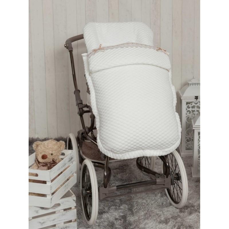 Saco de silla Sweet Blanco