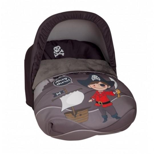 Saco Porta bebé Barco Pirata Chico (capota no incluida)