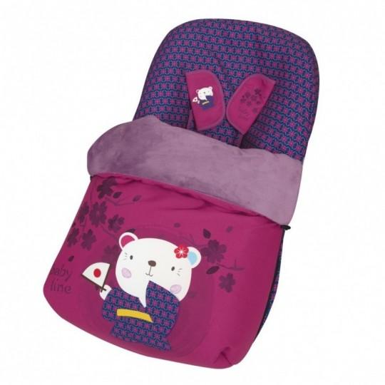Saco Porta bebé Japón Chica (capota no incluida)