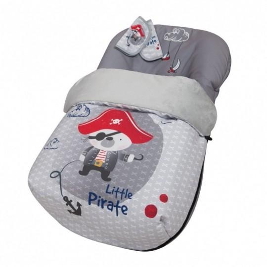 Saco Porta bebé Little Pirate (capota no incluida)