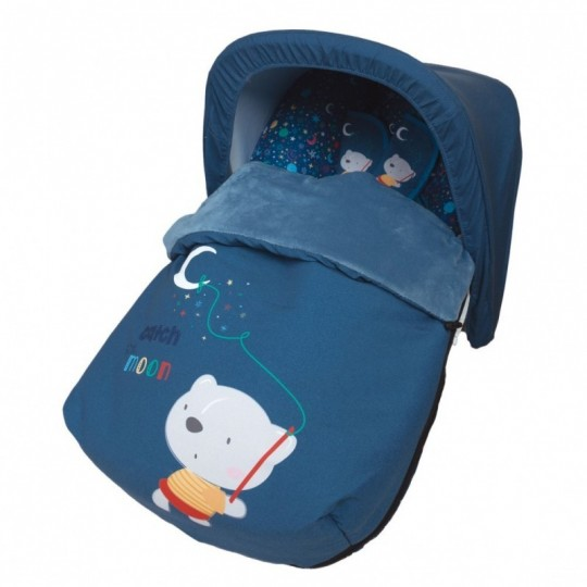 Saco Porta bebé Moon (capota no incluida)