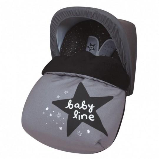 Saco Porta bebé Stars (capota no incluida)