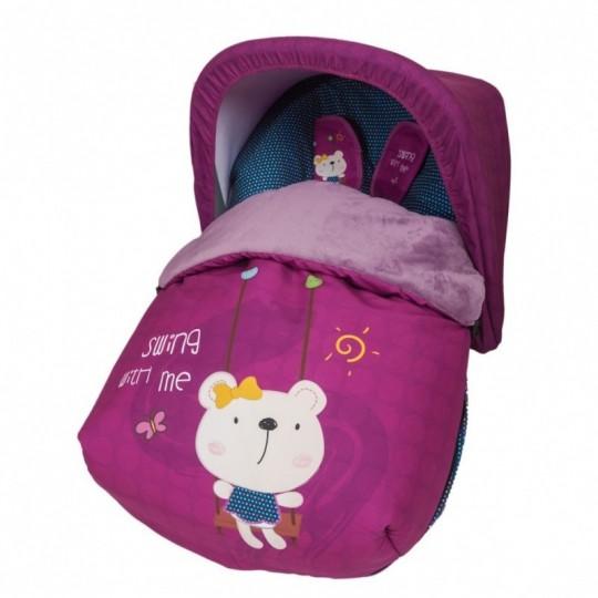 Saco Porta bebé Swing (capota no incluida)