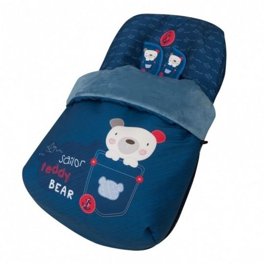 Saco Porta bebé Teddy Bear (capota no incluida)