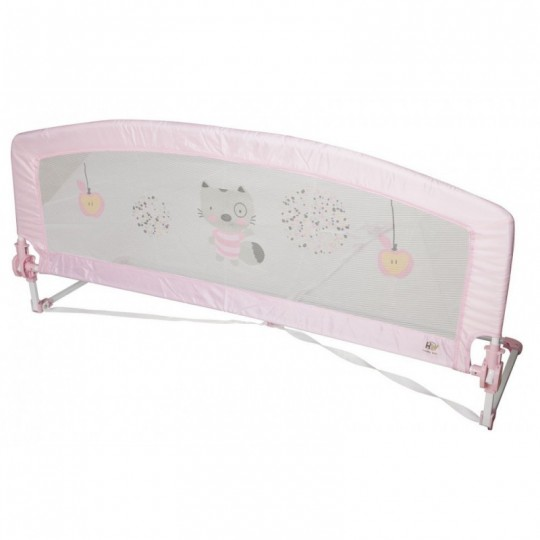 Barrera de cama Cascade 150 cm Baby rosa