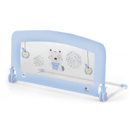 Barrera de cama Drop 90 cm Baby Azul