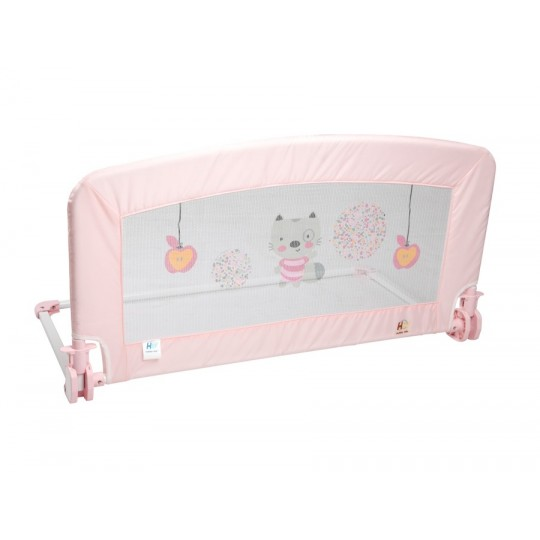 Barrera de cama Drop 90 cm Baby Rosa