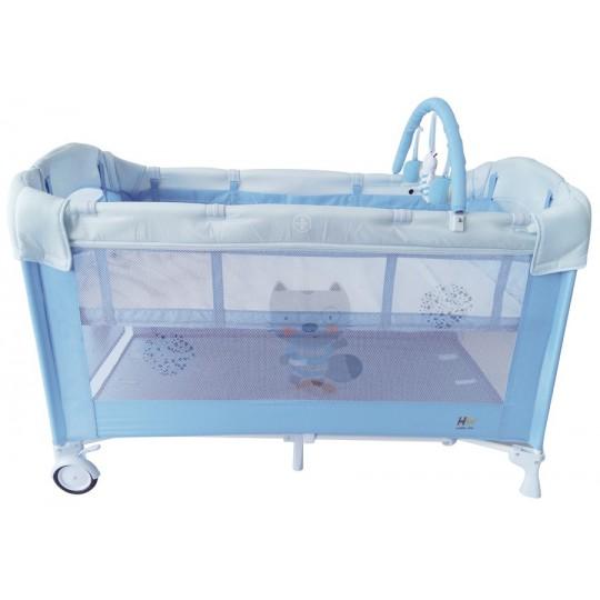 Cuna de viaje Dream Baby Azul