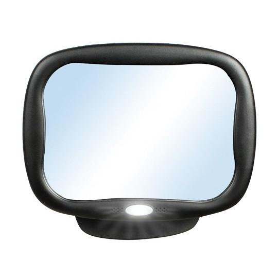 Espejo de Seguridad rectangular con luz LED