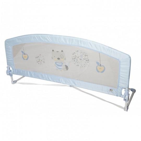 Barrera de cama Cascade 150 cm Baby azul