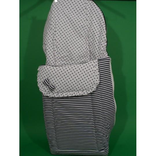 Saco silla bebé universal