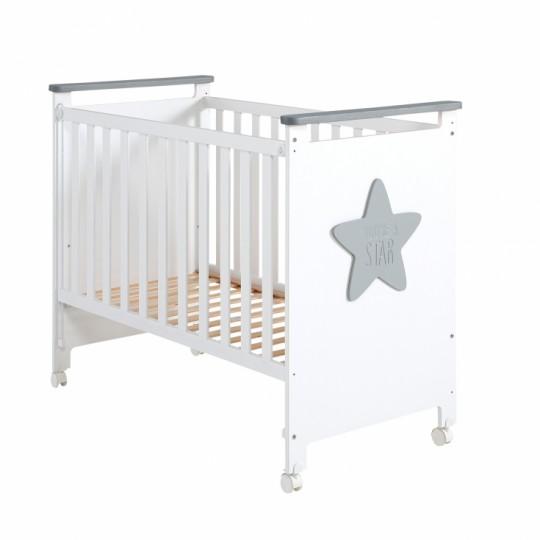 CUNA BIG BABY STAR 140 x 70 cm