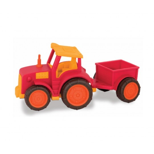 Tractor con remolque Wonder Wheels