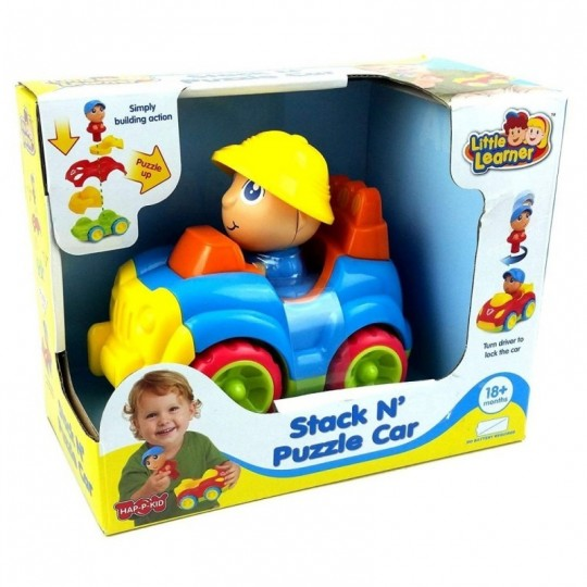 Stack N Puzzle Car