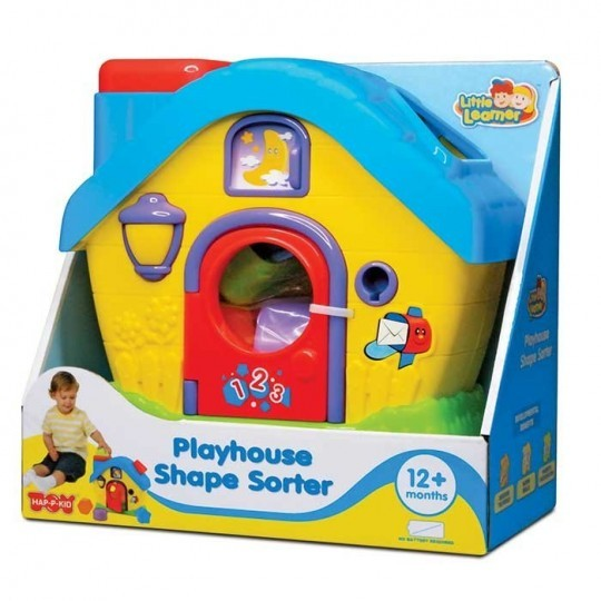 PlayHouse Shape Sorter
