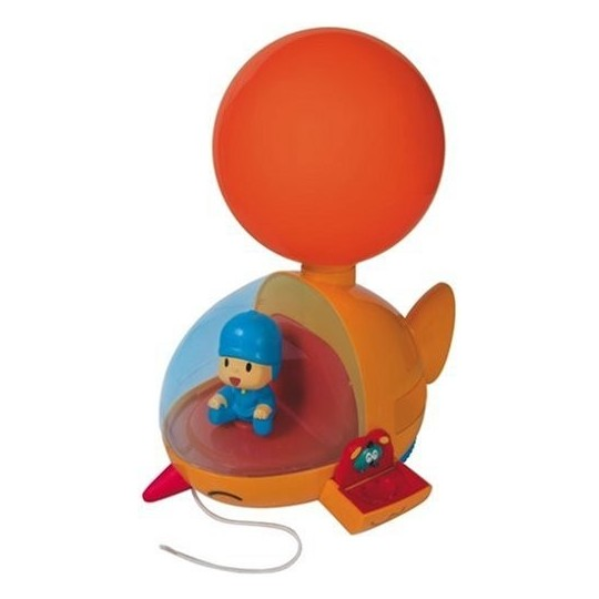 Pocoyo Deluxe Vamoosh Toy