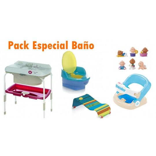 Pack Especial Baño Bebé