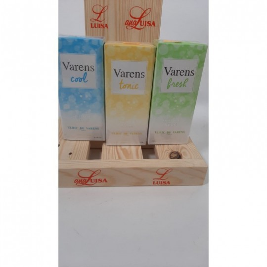 Fragancias Frescas de Varens 100ml