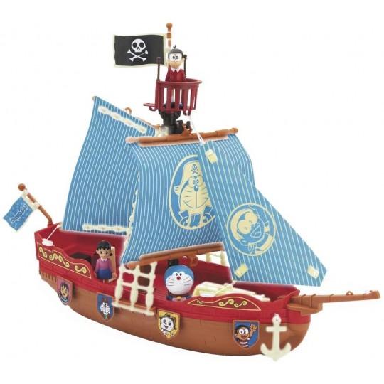 Barco Pirata de Doraemon