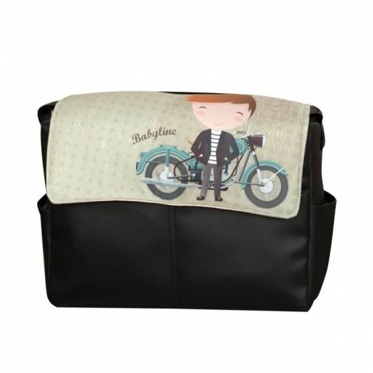 Bolso de Piel Rider