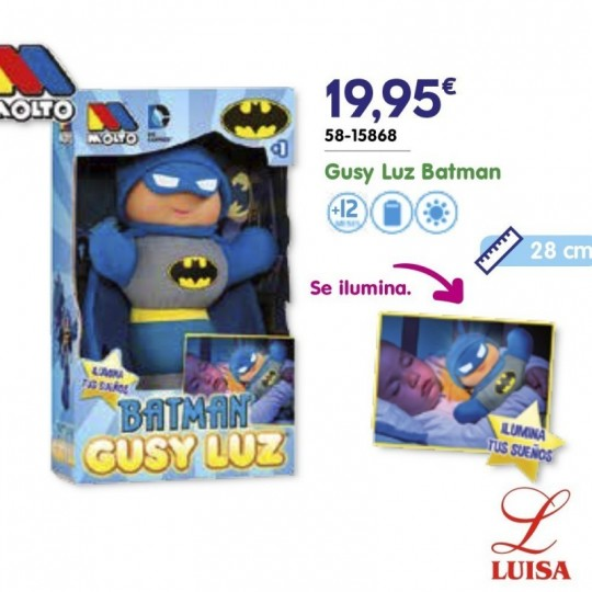 Gusy Luz Batman