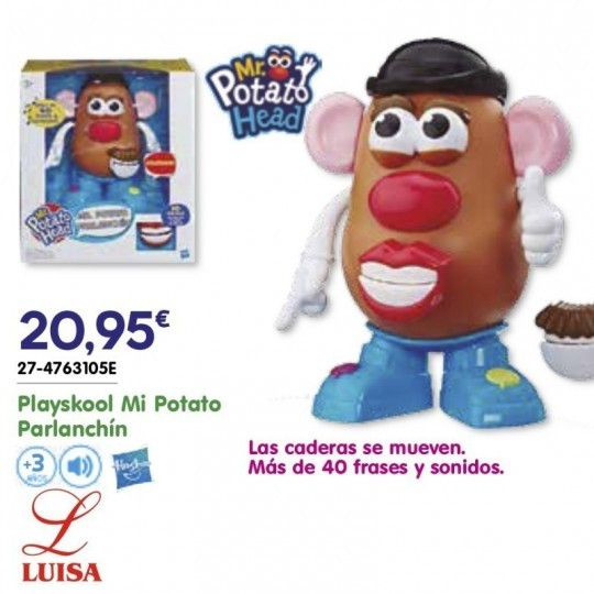 Playskool Mi Potato Parlanchín