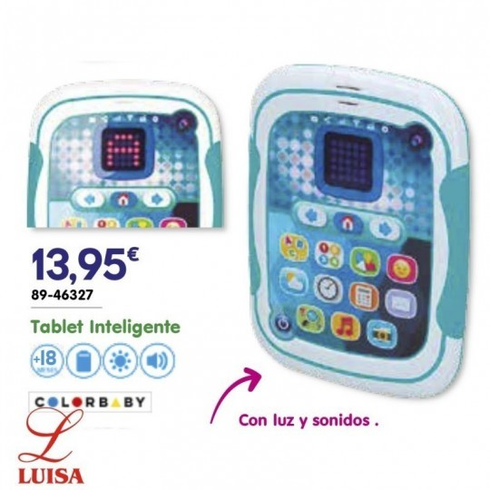 Tablet Inteligente