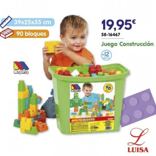 Juego Construcción