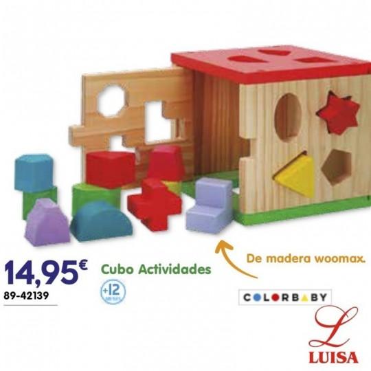 Cubo Actividades