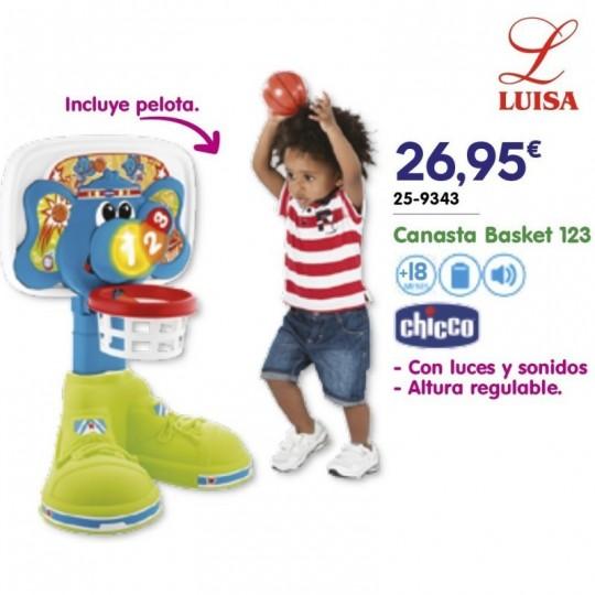 Canasta Basket 123