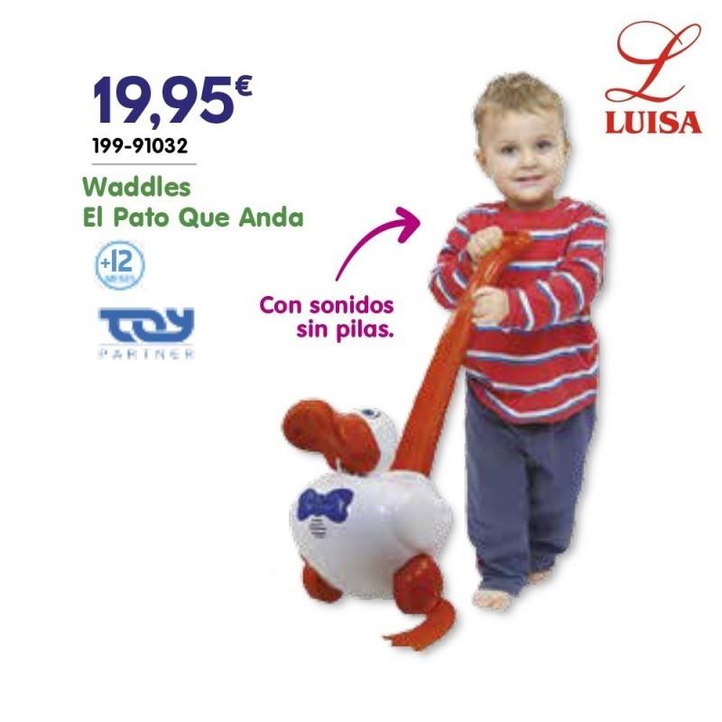 Waddles El Pato Que Anda