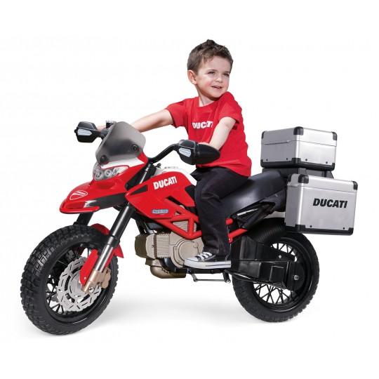 Ducati Enduro es la moto eléctrica de 12 V para niños Pep Perego