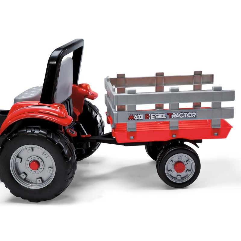 Maxi Diesel Tractor a pedales Peg Perego