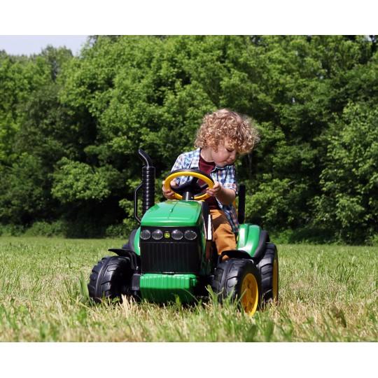 Tractor John Deere Ground Force PegPerego