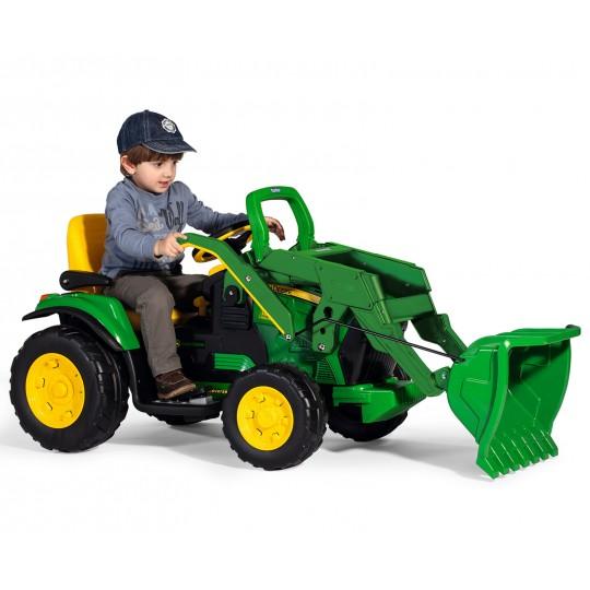 Tractor Excavadora JOHN DEERE GROUND LOADER PegPerego